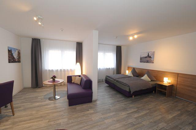 Saarbrücken-St. Johann: Hotel Weller