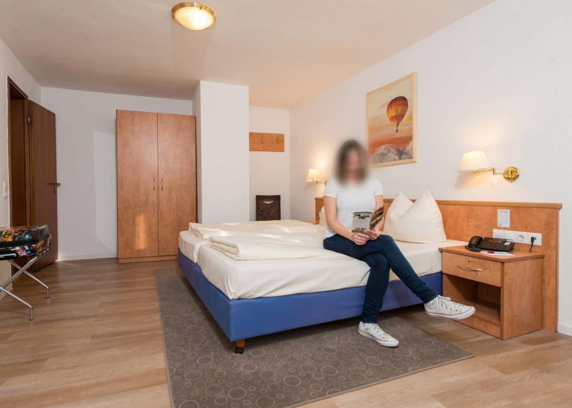 Mutterstadt: Hotel Ebnet