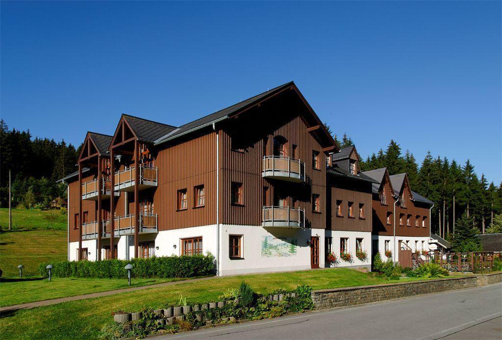 Hotel Schwarzbeerschänke Pobershau***Superior, Hotel in Marienberg bei Thum