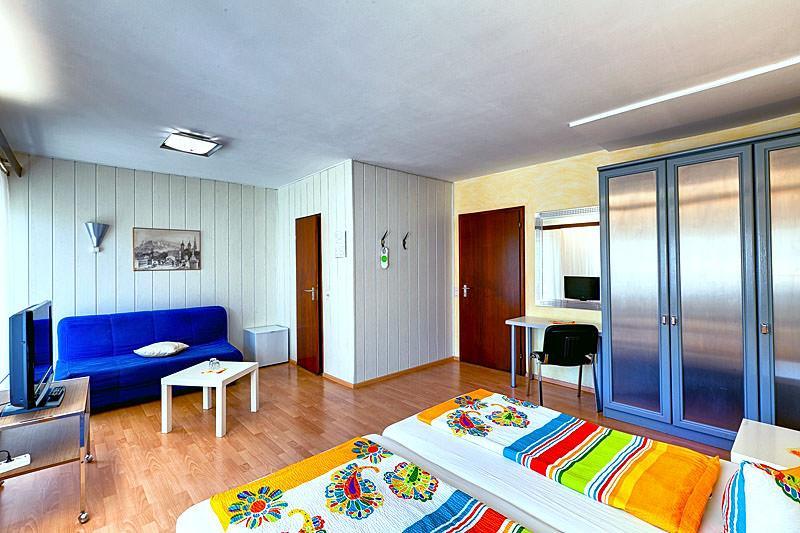 Heidelberg-Pfaffengrund: Hotel Garni Kranich
