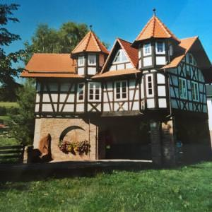 Pension Landhaus Reinhard, 69253 Heiligkreuzsteinach-Bärsbach