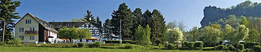 Königstein: Panoramahotel Lilienstein