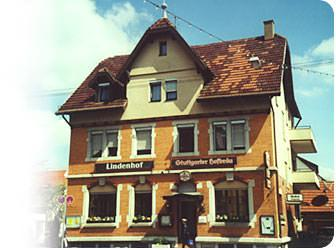 Stuttgart-Möhringen: Hotel Lindenhof