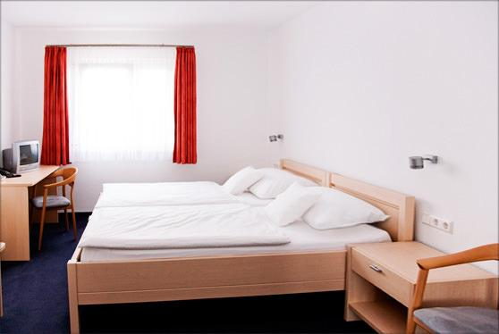 Hotel Gästehaus Bäuerle in 70806 Kornwestheim