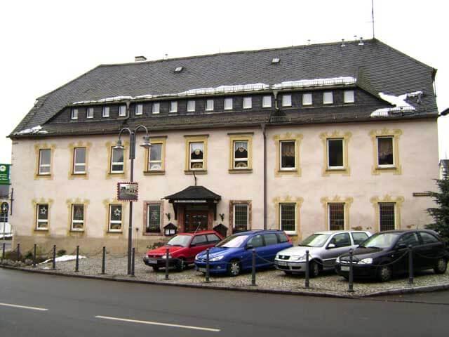 Hotel Restaurant Prinz Albert