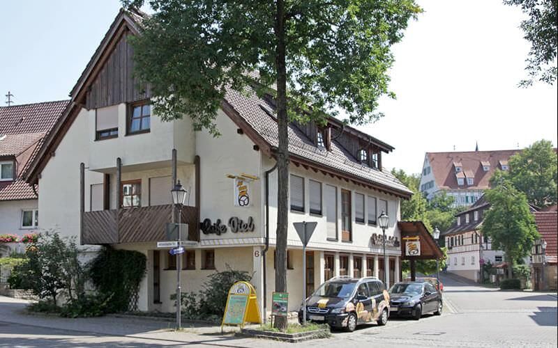 Pension Café Diel in 71686 Remseck