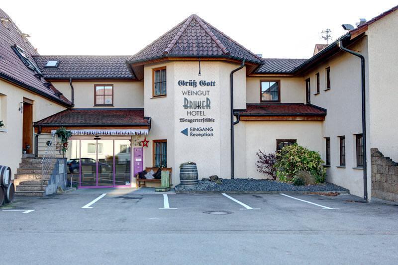 Großbottwar: Hotel Garni Hotel Bruker GmbH