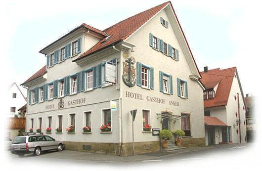 Hotel Anker Garni in 72108 Rottenburg
