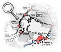 Hotel Gasthof Anker, 72108 Rottenburg
