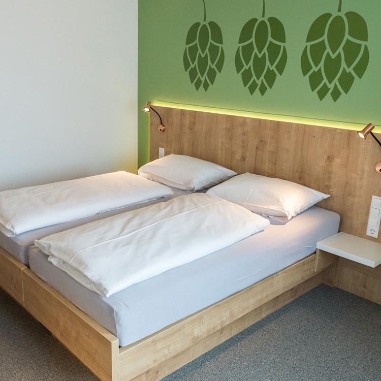 Mössingen: Hotel Garni Brauhaus Mössingen