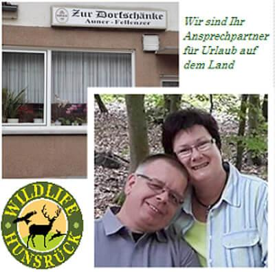 Gasthaus Zur Dorfschänke Wildlife-Hunsrück