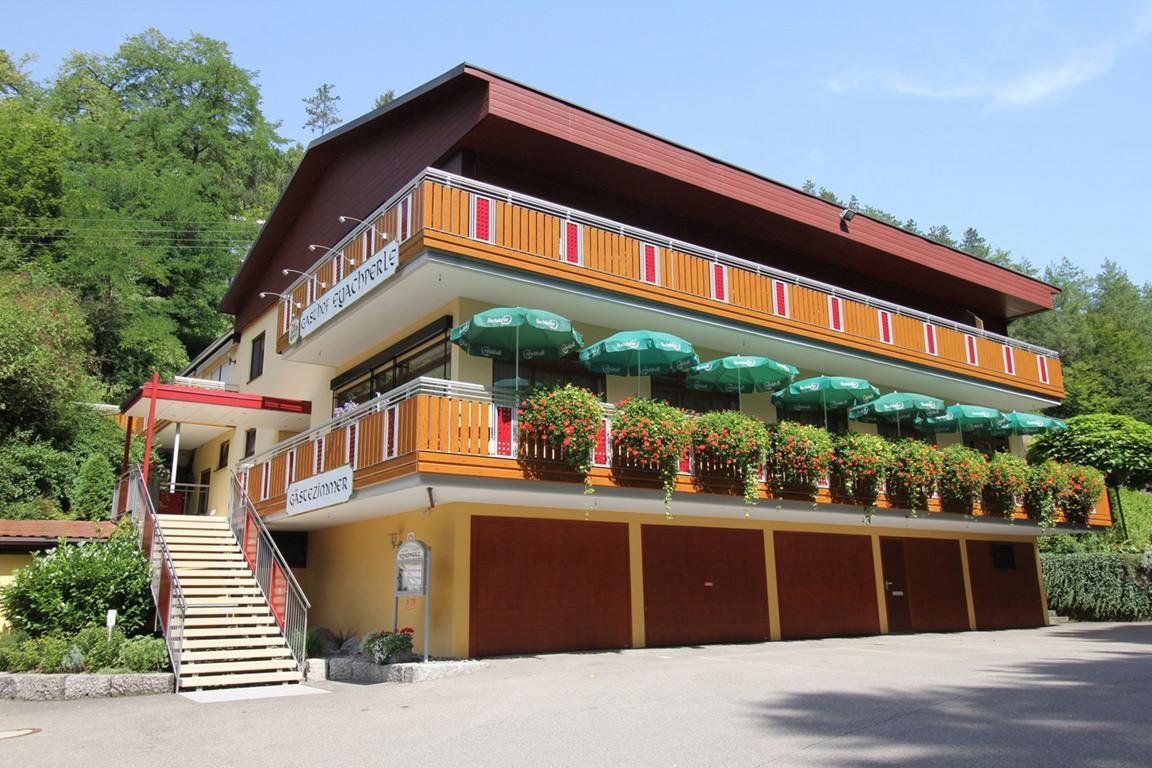 Haigerloch-Bad Imnau: Gasthof Eyachperle