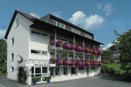 Hotel Garni Hartmann*** in 72639 Neuffen
