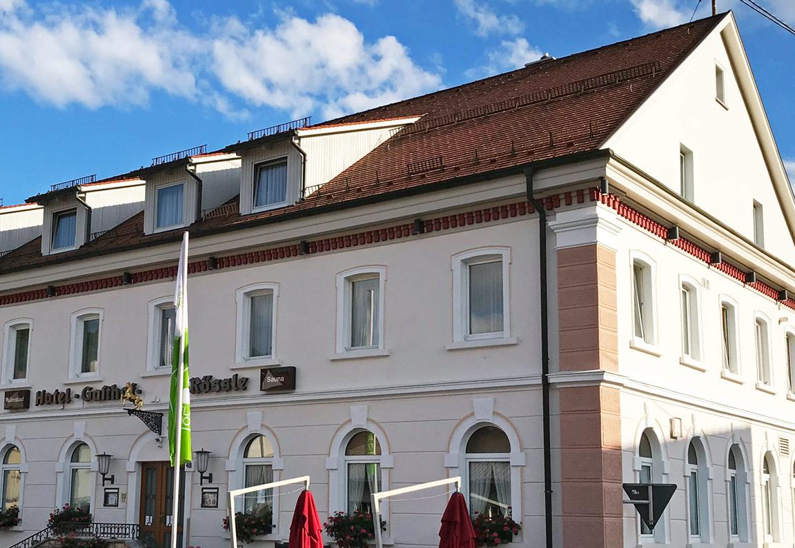 Trochtelfingen: Flair-Hotel Rössle