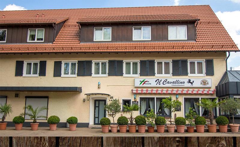 Gasthaus Ristorante Pizzeria Il Cavallino