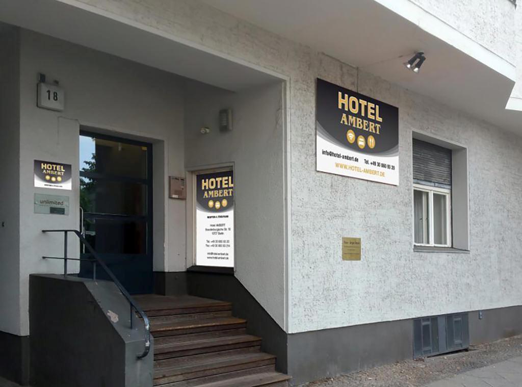 Hotel Garni Hotel  Ambert in 10707 Berlin-Wilmersdorf