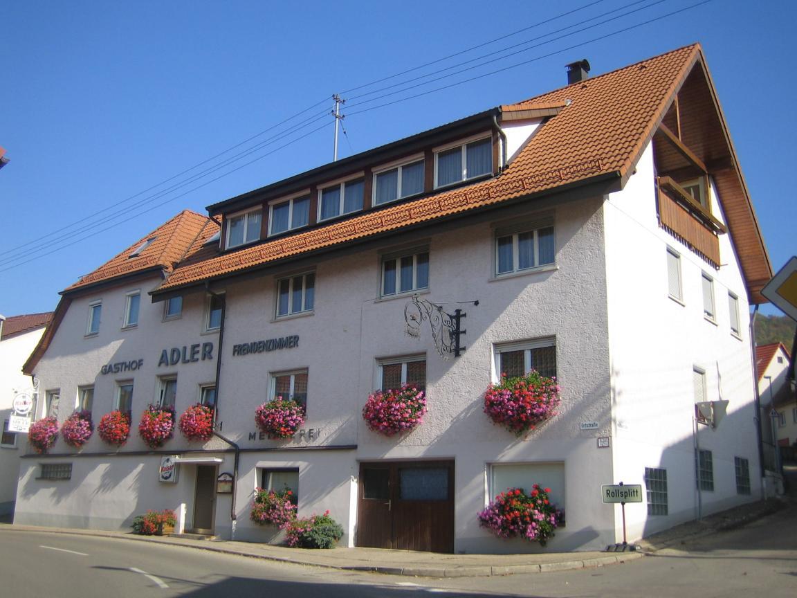 Bad Überkingen-Unterböhringen: Gasthof Adler