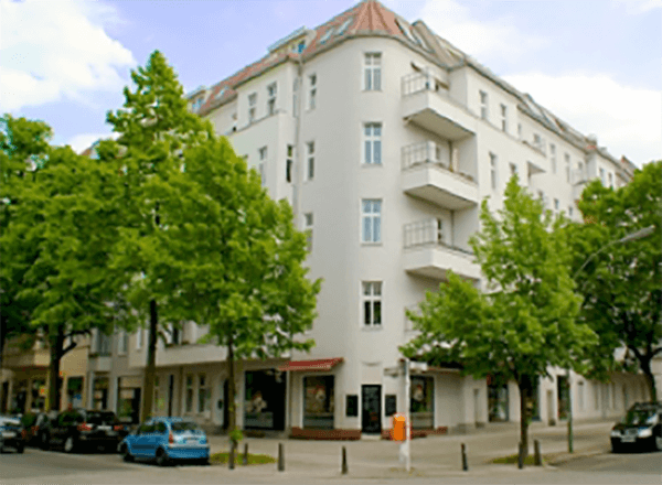 Berlin-Wilmersdorf: Pension Güntzel