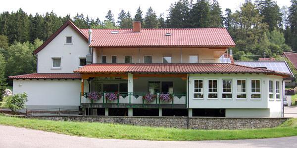 Abtsgmünd-Rötenbach: Gästehaus Grüner Wald