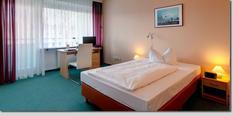 Hotel Garni VCH Carolinenhof in 10717 Berlin-Wilmersdorf