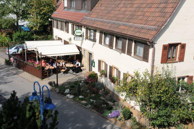 Gasthaus Rössle, Pension in Aichwald bei Kernen