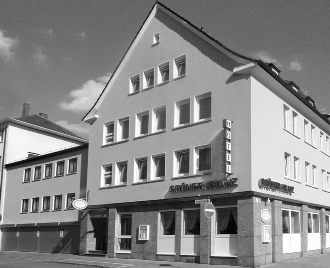 Hotel Restaurant Grüner Kranz, Hotel in Heilbronn