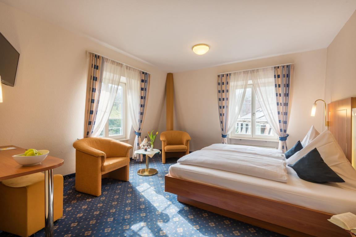 Hotel Schloß Döttingen in 74542 Braunsbach-Döttingen