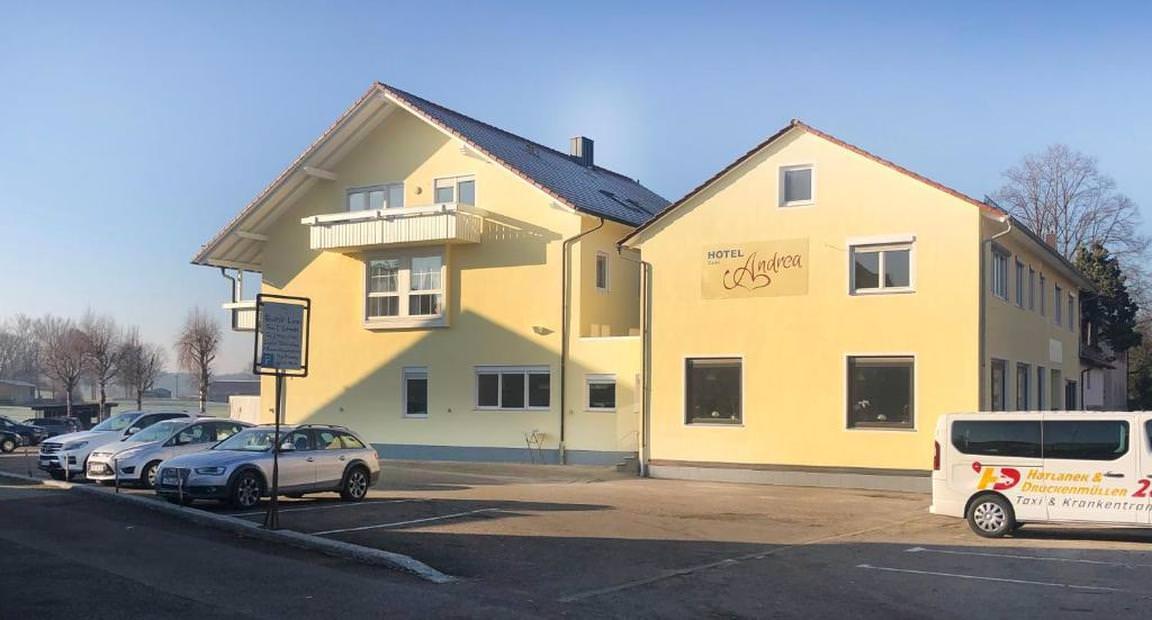 Crailsheim-Roßfeld: Hotel Andrea