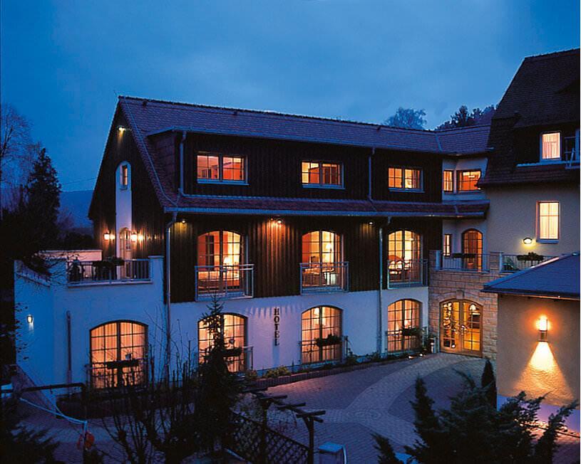 Kurort Rathen: Ettrich's Hotel u. Restaurant