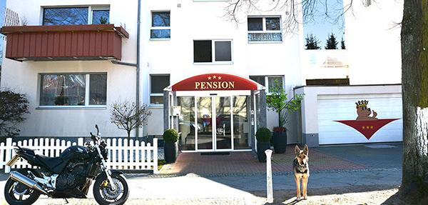 Pension Schultze, Pension in Berlin-Lankwitz bei Rangsdorf