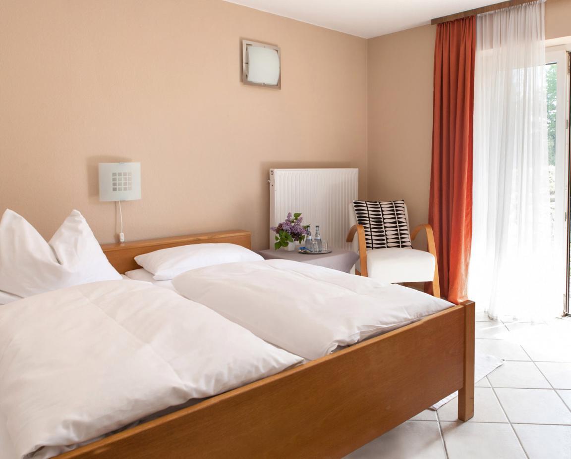 Sinsheim-Ehrstädt: Hotel Kamps