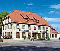 Neulingen-Bauschlott: Hotel Goldener Ochsen