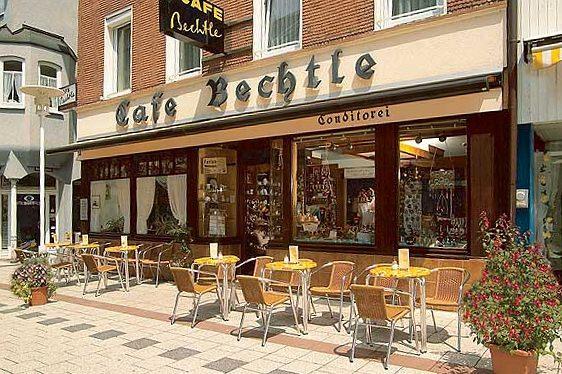 Bad Wildbad: Hotel Café Bechtle
