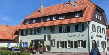 Landgasthof Grüner Baum in 75323 Bad Wildbad-Aichelberg