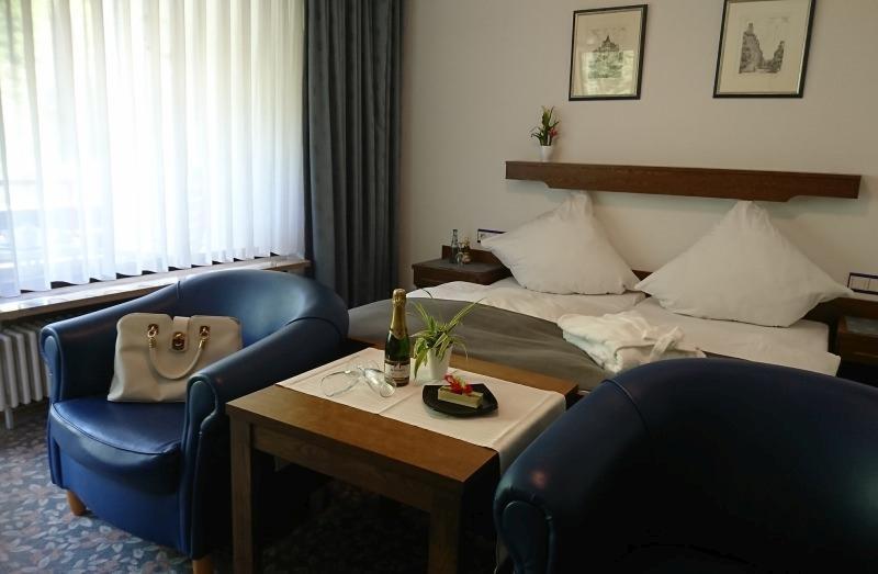 Höfen an der Enz: Hotel Garni Café Blaich