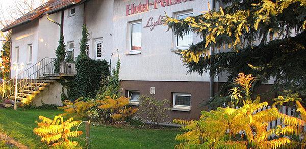 Pension Lydia, Pension in Berlin-Alt-Hohenschönhausen bei Glienicke
