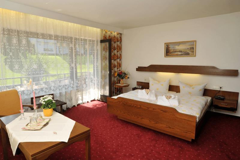 Bad Herrenalb: Hotel Kühler Brunnen