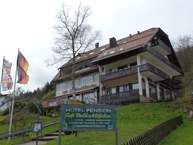 Bad Herrenalb: Hotel Waldschlößchen