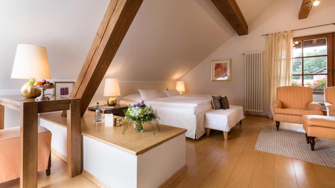 Bad Herrenalb-Rotensol: Hotel Restaurant Lamm