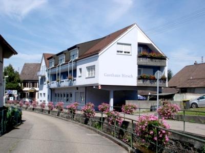 Baden-Baden-Haueneberstein: Hotel - Gasthaus Hirsch