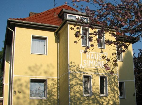 Berlin-Zehlendorf: Pension Haus Simone