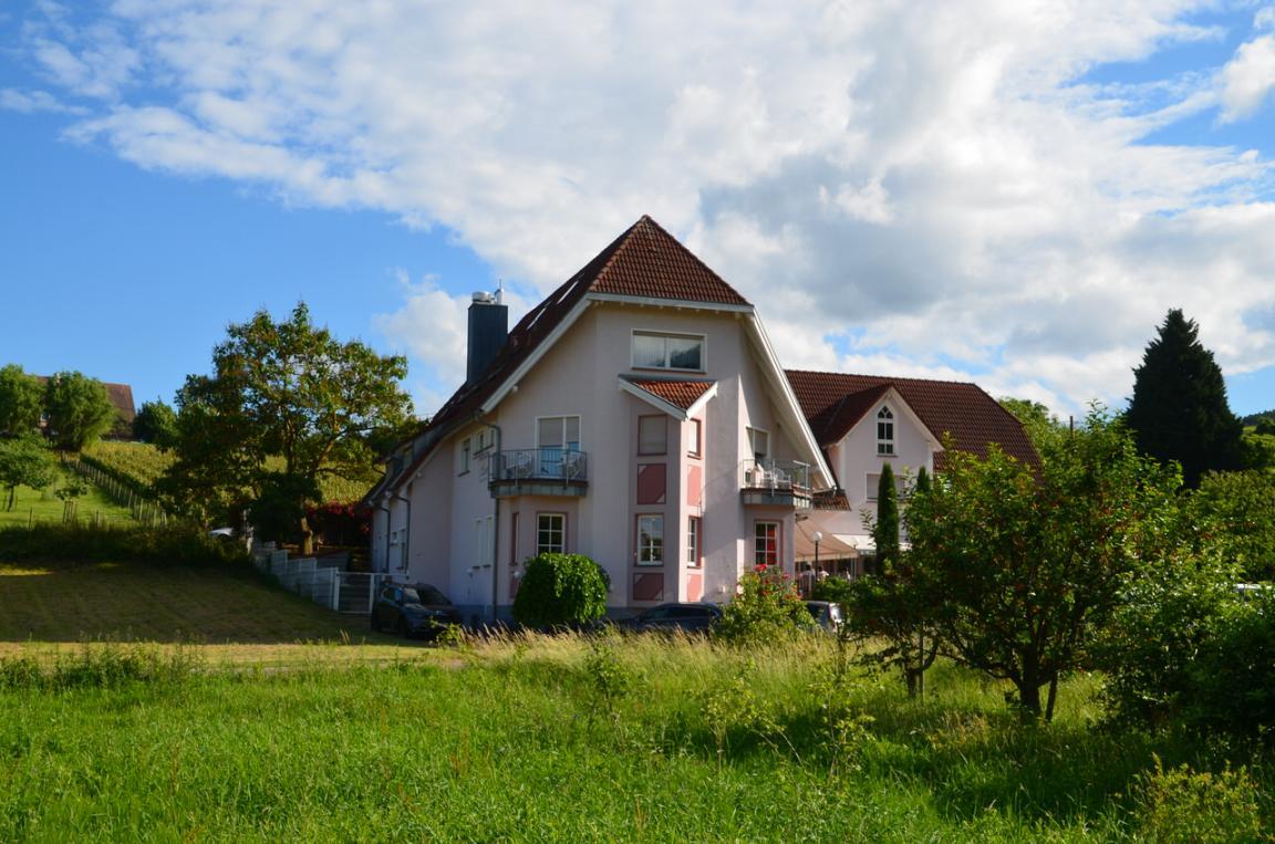 Leinsweiler: Hotel Castell***