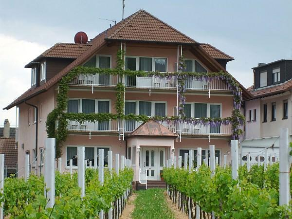 Pension Cafe Nossek, Pension in Weyher in der Pfalz bei Bann Pfalz