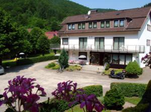 Hotel Garni Haus Iris***