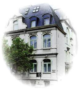 Frankfurt am Main-Westend-Süd: Hotel Garni Haus Gölz