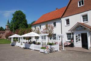 Restaurant Stadt Hannover, Pension in Rollshausen-Germershausen bei Pöhlde