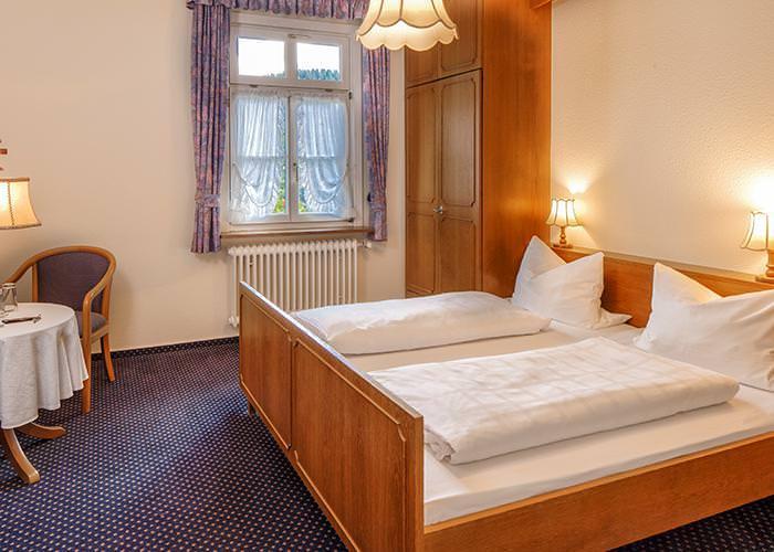 Oberwolfach: Landidyll-Hotel Hirschen