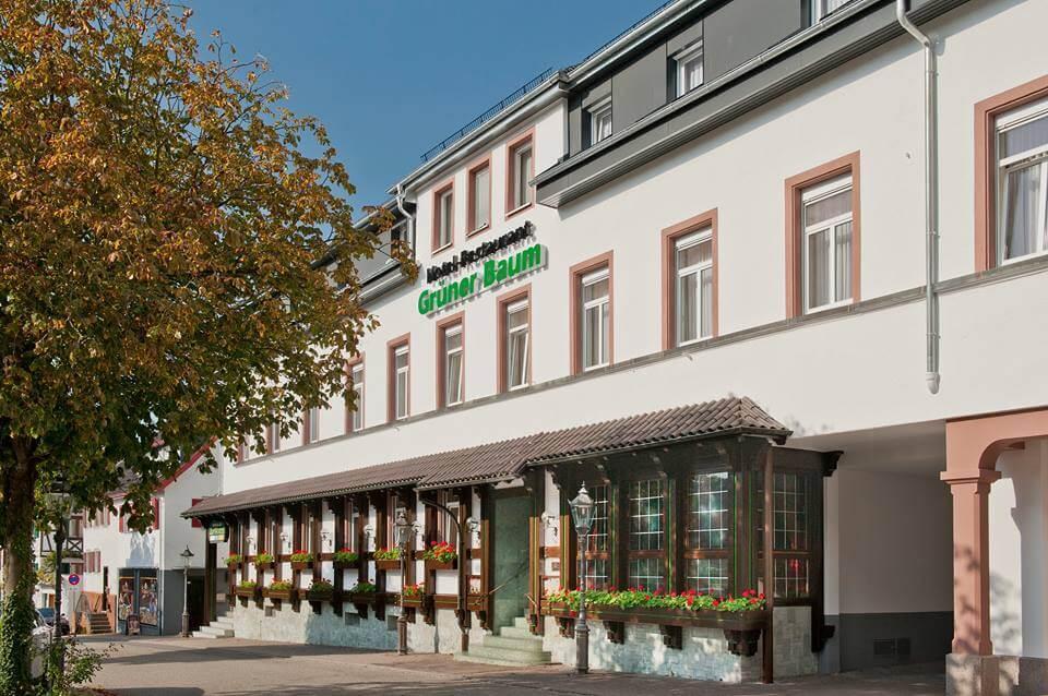 Bühlertal: Hotel - Restaurant Grüner Baum