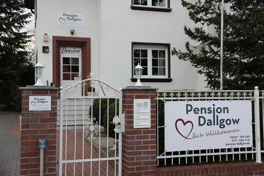 Pension Dallgow, Pension in Dallgow-Döberitz bei Hennigsdorf