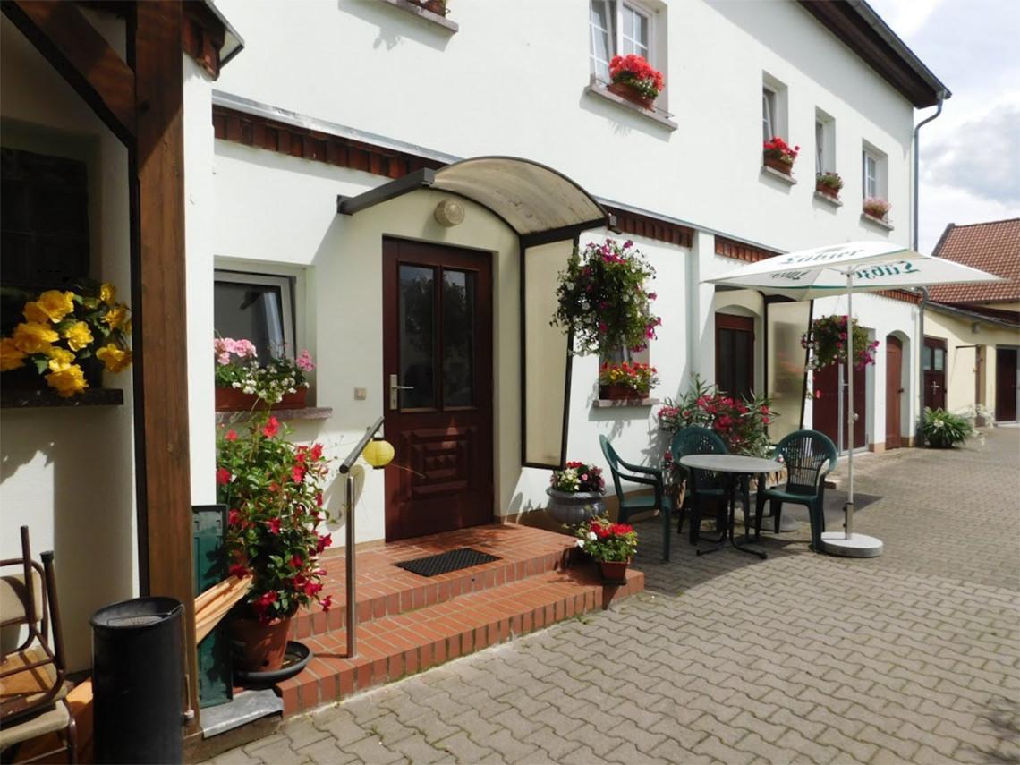 Stechow: Gaststätte und Pension Stadt Rathenow
